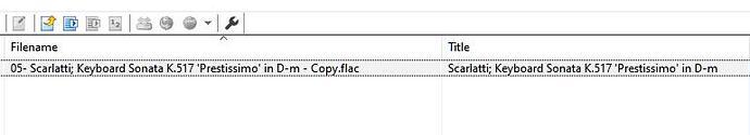 1 File before rename