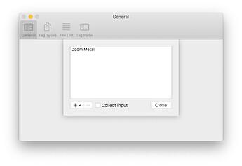 Mp3tag-Mac-Genres