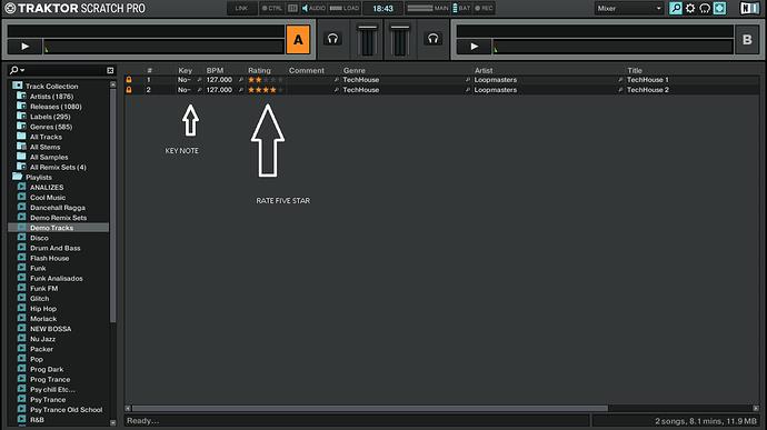 REQUEST MP3 TAG