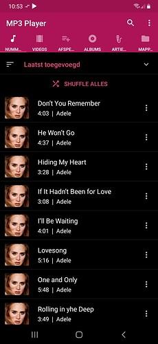 Adele 21 Smartphone1