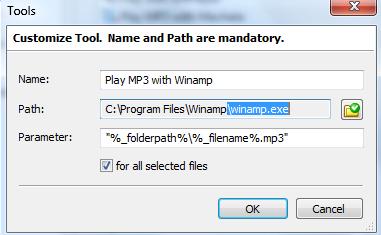 WinampPlayWith