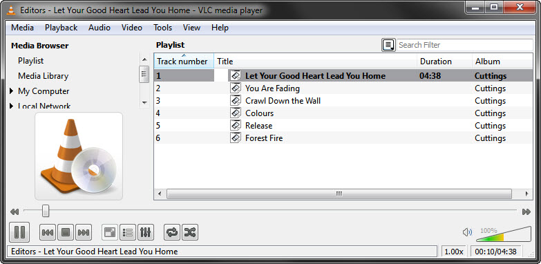 MP3TAG and VLC media player - Support - Mp3tag Community